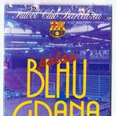 Coleccionismo deportivo: CARNET DE SOCIO F.C BARCELONA TEMPORADA 85 - 86 . Lote 111398563