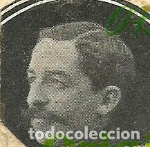 Coleccionismo deportivo: (F-180440)CARNET F.C.F. DE JOAQUIM PERIS DE VARGAS , PRESIDENTE DEL F.C.BARCELONA ,1914-1915 - Foto 3 - 117629923