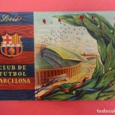 Coleccionismo deportivo: CF BARCELONA. CARNET SOCIO 2DO TRIMESTRE 1958. Lote 124539487