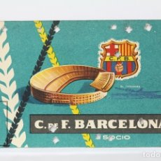 Coleccionismo deportivo: CARNET DE SOCIO - C.F. BARCELONA 1959 - ABONO ANUAL 1959 - BARÇA. Lote 147317489