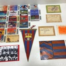 Coleccionismo deportivo: LOTE 22 CARNET SOCIO BARÇA VER FOTOS Y DESCRIPCION. Lote 162986518