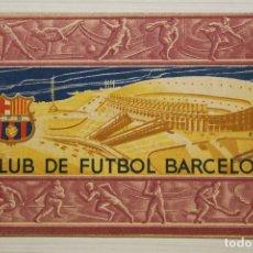 Coleccionismo deportivo: FUTBOL CLUB BARCELONA, CARNET SOCIO 1956. Lote 171668062