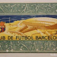 Coleccionismo deportivo: FUTBOL CLUB BARCELONA, CARNET SOCIO 1956. Lote 171668210