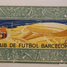 Coleccionismo deportivo: FUTBOL CLUB BARCELONA, CARNET SOCIO 1956. Lote 171668450