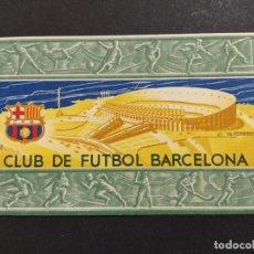 Coleccionismo deportivo: CLUB DE FUTBOL BARCELONA-CARNET DE SOCIO AÑO 1956-FC BARCELONA-VER FOTOS-(64.408). Lote 183432876