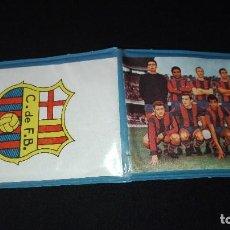 Coleccionismo deportivo: FUNDA CARNET F.C. BARCELONA. Lote 183661515