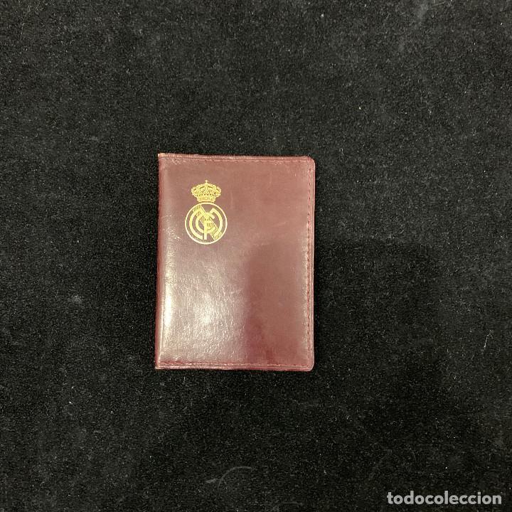 REAL MADRID.- CARNET DE SOCIO DEL REAL MADRID 1954 (Coleccionismo Deportivo - Documentos de Deportes - Carnet de Socios)