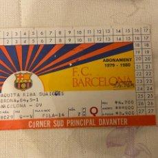 Coleccionismo deportivo: ARNET SOCIO BARCELONA 1979 1980 NUEVO. Lote 221521651