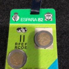 Coleccionismo deportivo: MUY DIFICIL CARNET PERIODISTA MUNDIAL ESPAÑA FUTBOL 1982 ORIGINAL. Lote 221654882