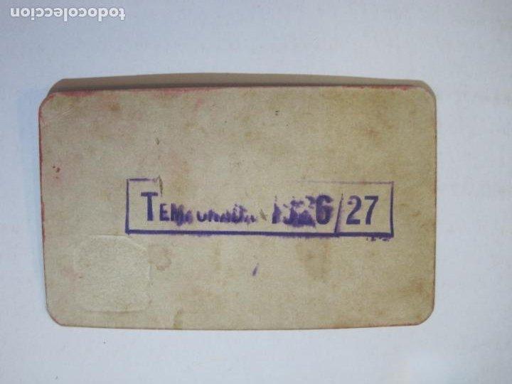 Coleccionismo deportivo: FUTBOL CLUB BARCELONA-CARNET ENTRADA DE JUGADOR DE BALONCESTO-ANO 1926 1927-VER FOTOS-(76.191) - Foto 5 - 228349060