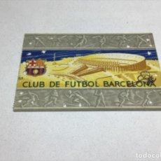 Coleccionismo deportivo: CARNET DE SOCIO F.C. BARCELONA - ANUAL AÑO 1956. Lote 243856585