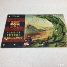 Coleccionismo deportivo: CARNET DE SOCIO F.C. BARCELONA - ANUAL AÑO 1958. Lote 243857150