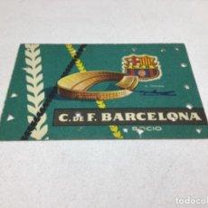 Coleccionismo deportivo: CARNET DE SOCIO F.C. BARCELONA - ANUAL AÑO 1959. Lote 243857455