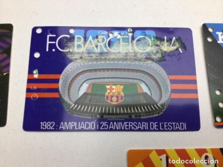 Coleccionismo deportivo: LOTE CARNETS DE SOCIO F.C. BARCELONA - ANUAL - DESDE AÑO 1971 HASTA 1987 - SON 17 CARNETS - Foto 14 - 243867345