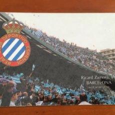 Coleccionismo deportivo: REAL CLUB DEPORTIVO ESPAÑOL ESPANYOL CARNET SOCIO 1994 95 ANUAL INFANTIL PERFECTO ESTADO. Lote 260795745