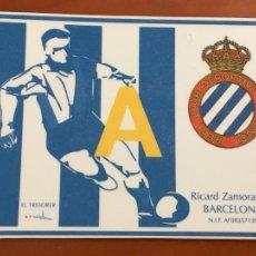 Coleccionismo deportivo: REAL CLUB DEPORTIVO ESPAÑOL ESPANYOL CARNET SOCIO 1993 94 ANUAL PERFECTO ESTADO. Lote 260795905
