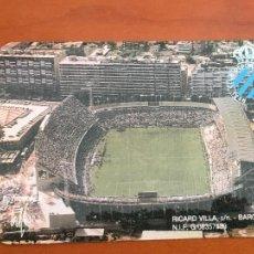 Coleccionismo deportivo: REAL CLUB DEPORTIVO ESPAÑOL ESPANYOL CARNET SOCIO 1992 93 ABONO ANUAL JUVENIL PERFECTO ESTADO. Lote 260796080