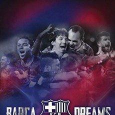 """Coleccionismo deportivo: """"BARÇA DREAMS"""" DVD NUEVO!! DVD NEW !! SEALED ! FC BARCELONA- MESSI - INIESTA FCB. Lote 269131128"""