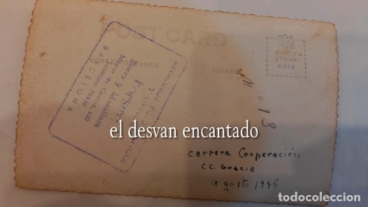 Coleccionismo deportivo: CLUB CICLISTA GRACIA. Barcelona. Interesante lote fotos-carnets-insignia-medallas... Años 30 a 80 - Foto 22 - 274237118