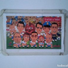 Coleccionismo deportivo: ABONO REAL ZARAGOZA TEMPORADA 2003-2004. Lote 278401508