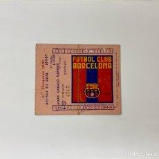 Colecionismo desportivo: CARNET DE SOCIO DEL FC BARCELONA DE 1936. EPOCA GUERRA CIVIL. Lote 282599158