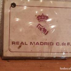 Coleccionismo deportivo: CARNET SOCIO REAL MADRID A M RECIO AISA 1985. Lote 294040973