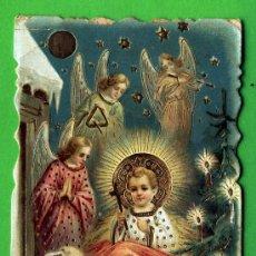 Cartas comerciales: UN RECORDATORIO PRIMERA COMUNION SIN PUBLICIDAS EL NIÑO JESÚS. Lote 27505551