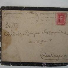 Cartas comerciales: LOTE DE 5 CARTAS CON SELLOS DE LA EPOCA. Lote 31245138