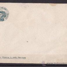 Cartas comerciales: SOBRE COMERCIAL CEMENTOS DE SURROCA SANT JOAN DE LES ABADESES. Lote 31512786