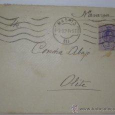Cartas comerciales: LOTE 9 SOBRES MUY ANTIGUOS. 1915. Lote 34421600