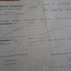 Cartas comerciales: CARTA COMERCIAL . Lote 37317721