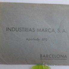 Cartas comerciales: CARTA COMERCIAL . Lote 38230935
