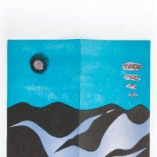 Cartas comerciales: CARTA DEL RESTAURANTE COLOMBA-VENEZIA, FIRMADO A. VERDET. Lote 38322416
