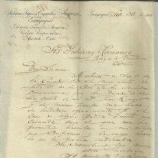 Lettres commerciales: CARTA COMERCIAL DE FÁBRICA A VAPOR DE CIGARRILLOS PROGRESO. GUAYAQUIL. ECUADOR. 1903. Lote 38441067