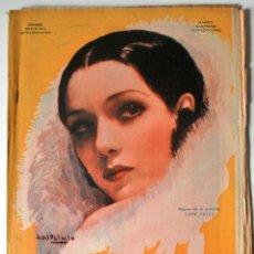Cartas comerciales: ABC DOMINICAL EXTRAORDINARIO, 27 ENERO 1934. FUTBOL MADRID-BARÇA, CIUDAD RODRIGO, RAFAEL MOLINA . Lote 44932525