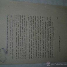 Cartas comerciales: CARTA DIRIGIDA A HIJOS DE LOPEZ DE HARO GIJON ANUNCIANDOLES LA SALIDA DEL VAPOR BARCELONA P HABANA. Lote 46907920