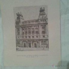 Cartas comerciales: ANTIGUA CARTA COMERCIAL DEL BANCO DE BILBAO EN MADRID. Lote 48699361
