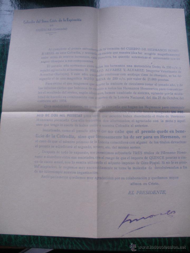 Cartas comerciales: Detalles. - Foto 3 - 48816000