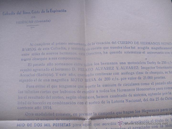 Cartas comerciales: Detalles. - Foto 4 - 48816000