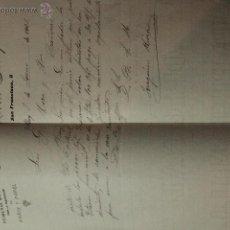 Cartas comerciales: JOSÉ MOIRA SEMPERE, ALCOY, 1902, PRIMERAS MATERIAS FABRICACION DE PAÑOS Y PAPEL -DOCA-. Lote 50614738