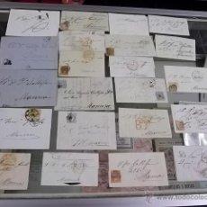 Cartas comerciales: 3000.- MANRESA-LOTE DE 22 CARTAS COMERCIALES ENVIADAS A LA FAMILIA GALLIFA-INDUSTRIA LANERA. Lote 52791769