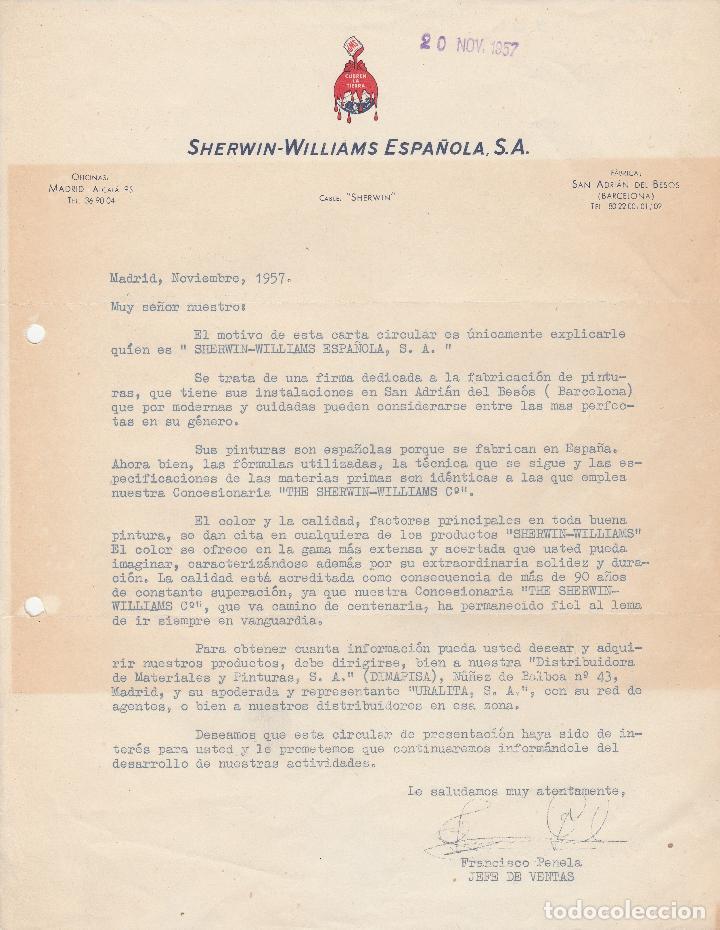catalogo de colores sherwin-williams año 1959.c - Comprar Cartas ...