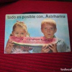 Cartas comerciales: SIMPÁTICO IMPRESO ANUNCIANDO ASTRIHARINA. Lote 85422964
