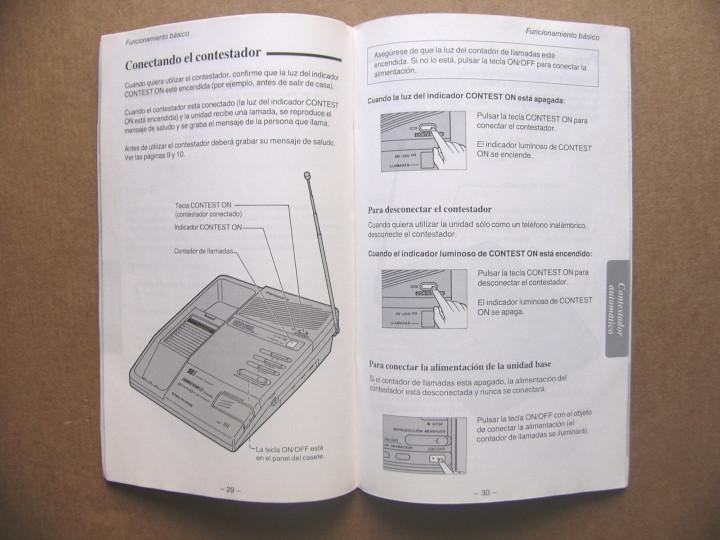 manual de instrucciones y documentacion telefon comprar cartas rh todocoleccion net manual de instrucciones panasonic lumix dmc-fz72 manual de instrucciones panasonic lumix dmc-fz72