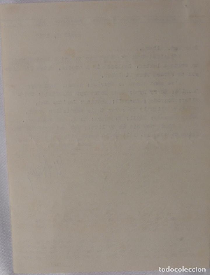 Cartas comerciales: Allen Drury signed letter,April 8, 1962 - Foto 5 - 110147219