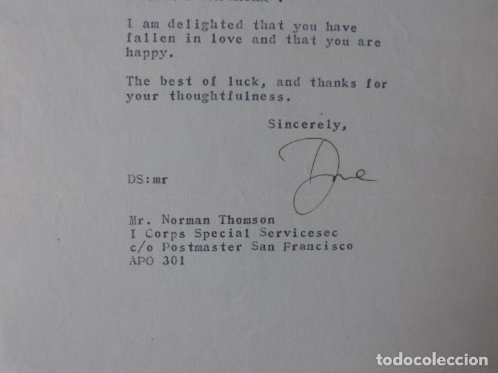 Cartas comerciales: Dore Schary signed letter, June 4, 1948 - Foto 5 - 110757775