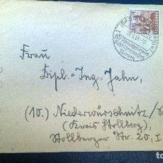 Cartas comerciales: CARTA-ALEMANIA 1948. Lote 112109907