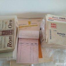 Cartas comerciales: SOBRES, PAPEL DE CARTA Y ALBARANES DE COMERCIALES DE MALLORCA. Lote 120947347