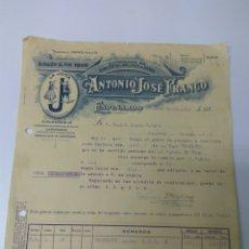 Cartas comerciales: ALMERÍA CARTA COMERCIAL LA JOTA ESPINARDO MURCIA AÑO 1935. Lote 151130246