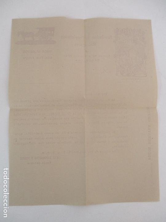 Cartas comerciales: Carta Asociación de Propietarios Vinicultores - La Viña - Vinos selectos, Aceites Finos - Foto 4 - 169581848